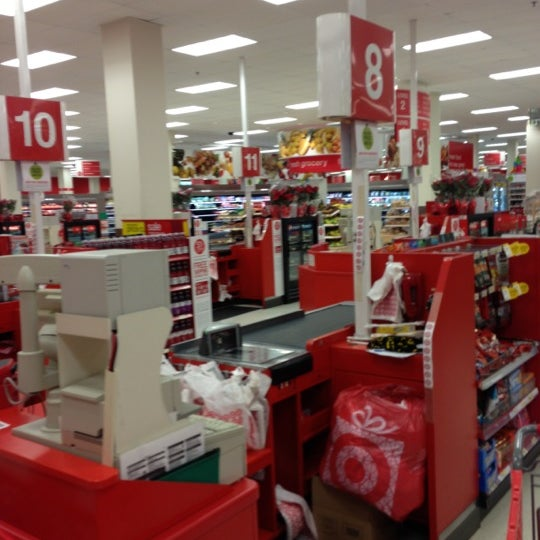Photo taken at Target by Jonathan J. on 12/2/2012