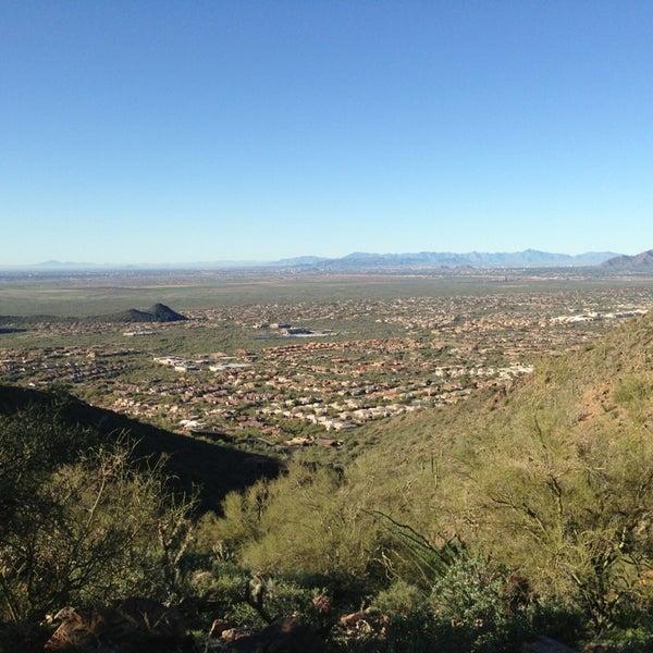 Photo taken at Sunrise Peak by Erin V. on 3/2/2013