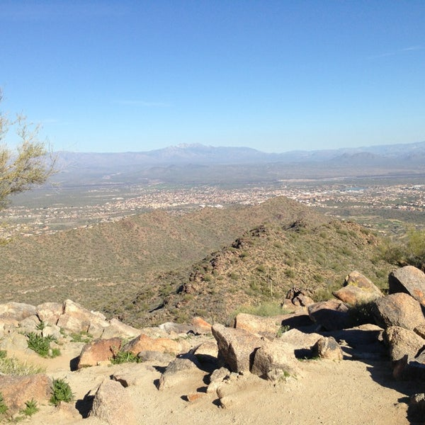 Photo taken at Sunrise Peak by Erin V. on 2/23/2013