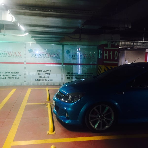 Photos At Green Wax Car Care Systems Yenimahalle Gimart Outlet