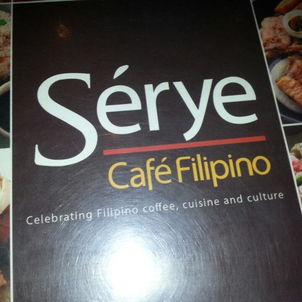 Photo taken at Sérye Café Filipino by Dhimples D. on 6/9/2013