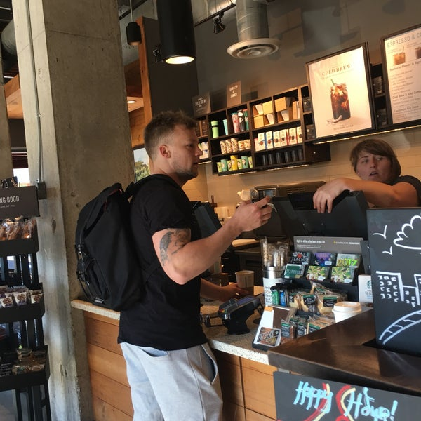 Photo taken at Starbucks by Christian Paul on 6/8/2017