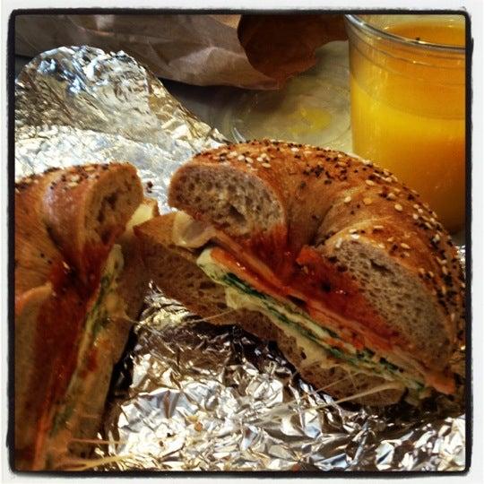 Bagel Cafe Park Slope