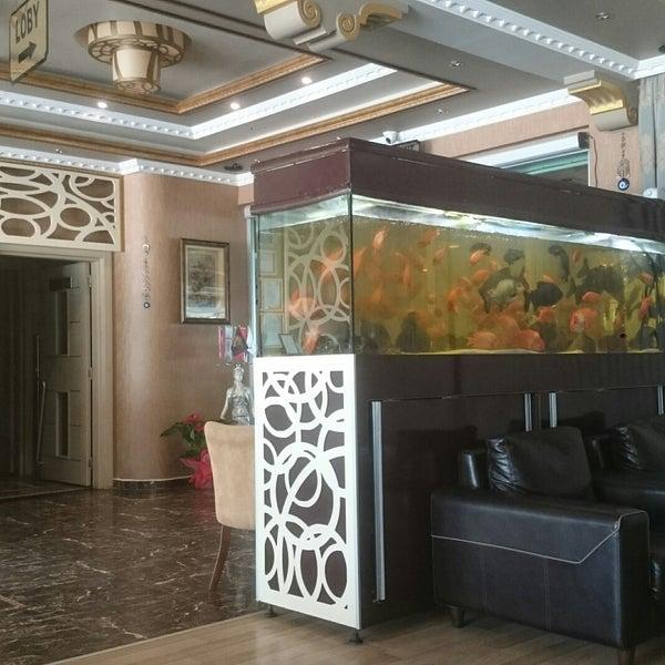 7/7/2017에 'Fatih T.님이 Ünlüselek Hotel에서 찍은 사진