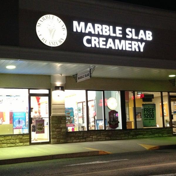 Marble Slab Creamery - Ice Cream Shop in Clayton Park West