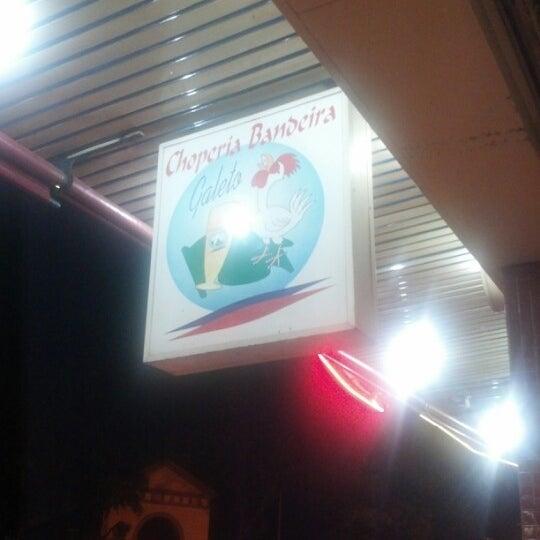 1/14/2013에 Fernando D.님이 Chopperia Galeto Bandeira에서 찍은 사진
