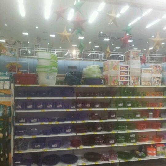 Photo taken at Supermercados Nazaré by Francisco G. on 12/16/2012