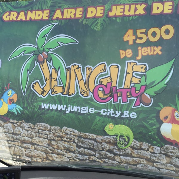 Photo prise au Jungle City par Sebastien P. le3/7/2016