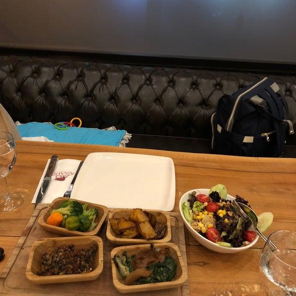 9/16/2018 tarihinde Seydi E.ziyaretçi tarafından Assado Steak House'de çekilen fotoğraf