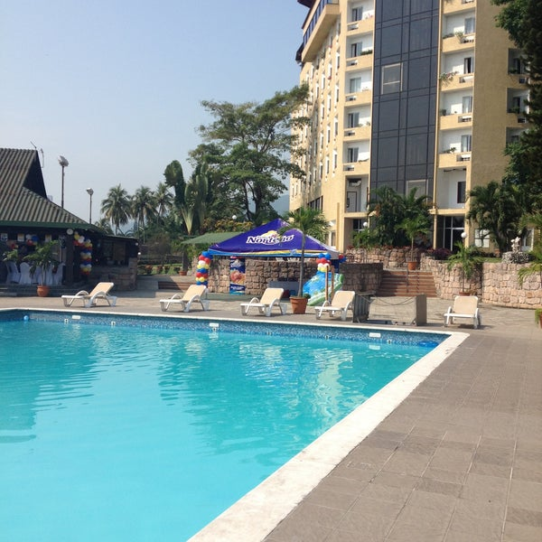 Photo taken at Hotel Copantl by Erick T. on 5/5/2013