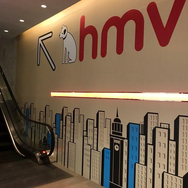 7/30/2017 tarihinde Jean S.ziyaretçi tarafından HMV'de çekilen fotoğraf
