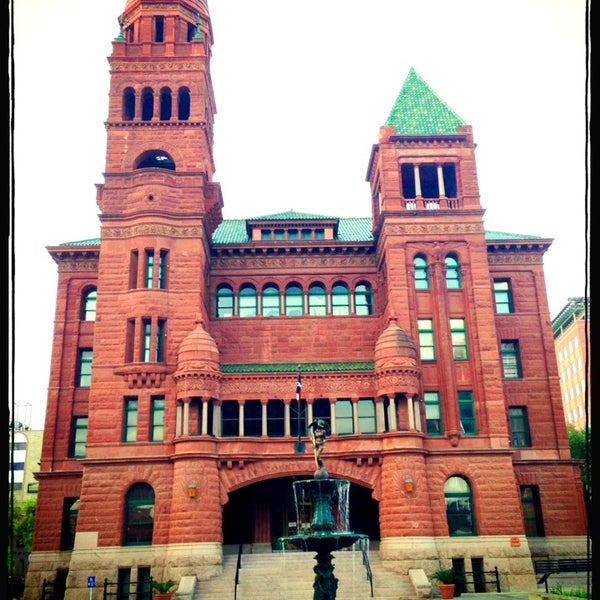 Bexar County Courthouse Courthouse In Downtown San Antonio