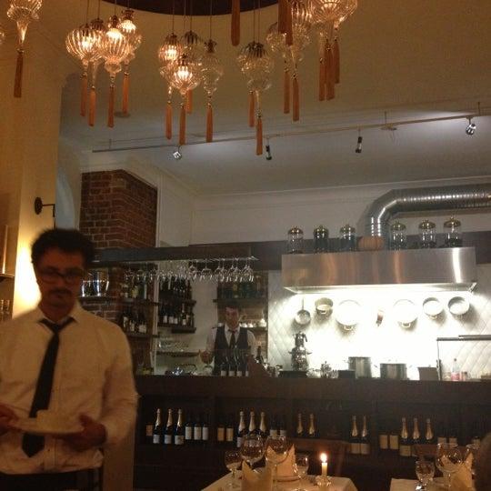 11/14/2012 tarihinde Burhan G.ziyaretçi tarafından Honça Anatolia Cuisine'de çekilen fotoğraf