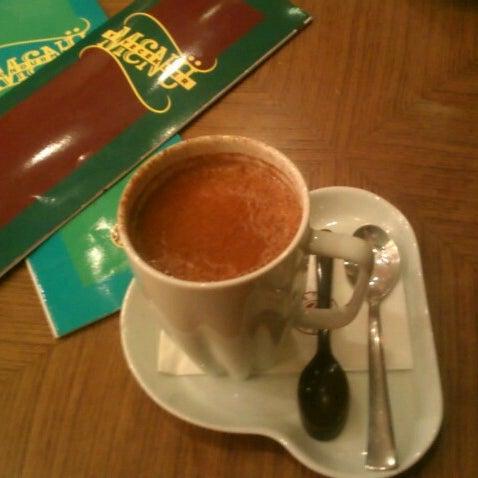 Das Foto wurde bei Kahve Dünyası von Erkan A. am 12/8/2012 aufgenommen