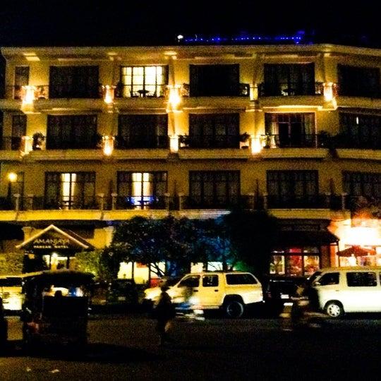 Photo taken at Amanjaya Pancam Suites Hotel by Dima M. on 1/27/2014