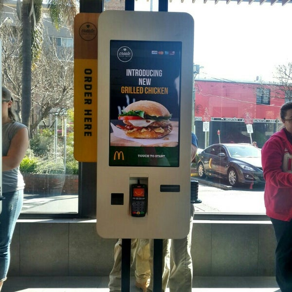 Photo taken at McDonald's by Nia R. on 9/14/2015