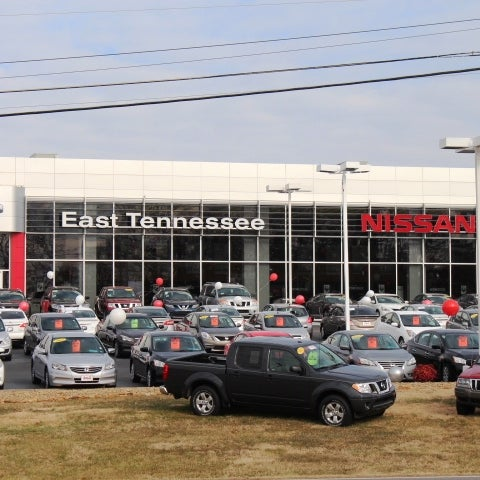 Photo Taken At East Tennessee Nissan By East Tennessee Nissan On 4/19/2017