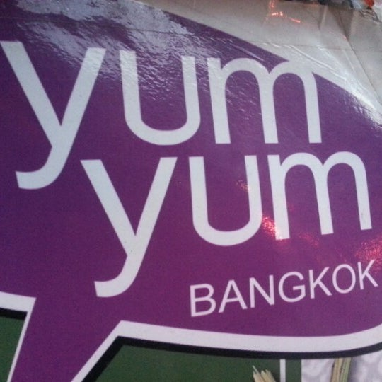 Photo taken at Yum Yum Bangkok by Josh J. on 11/15/2012