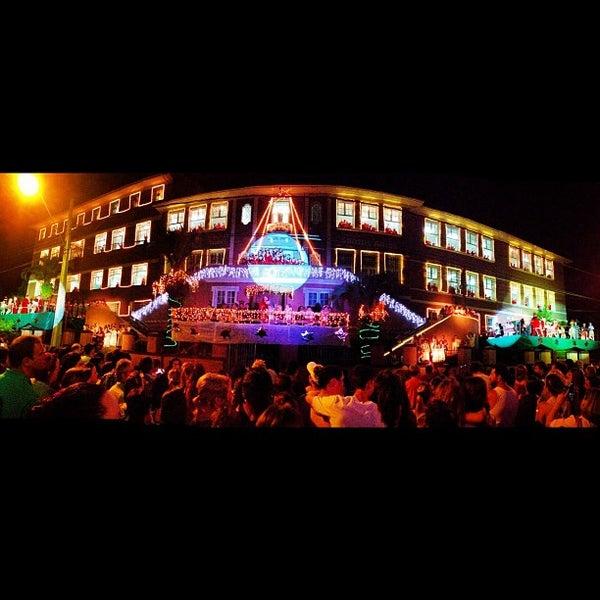 Foto tirada no(a) Colégio Santos Anjos - Porto União por Lucas F. em 12/4/2012
