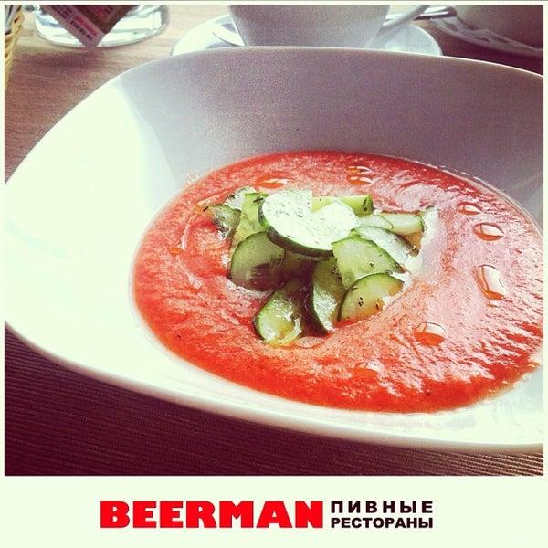 Снимок сделан в Beerman & Grill пользователем beerman_nsk 5/27/2013
