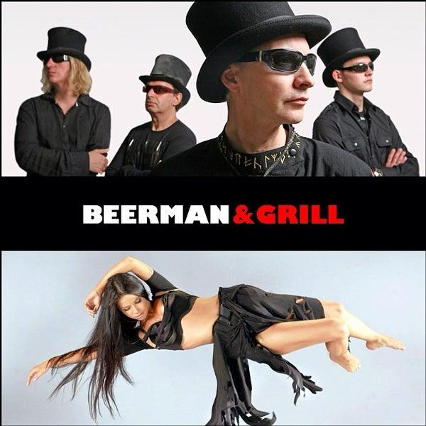 Снимок сделан в Beerman & Grill пользователем beerman_nsk 11/23/2012