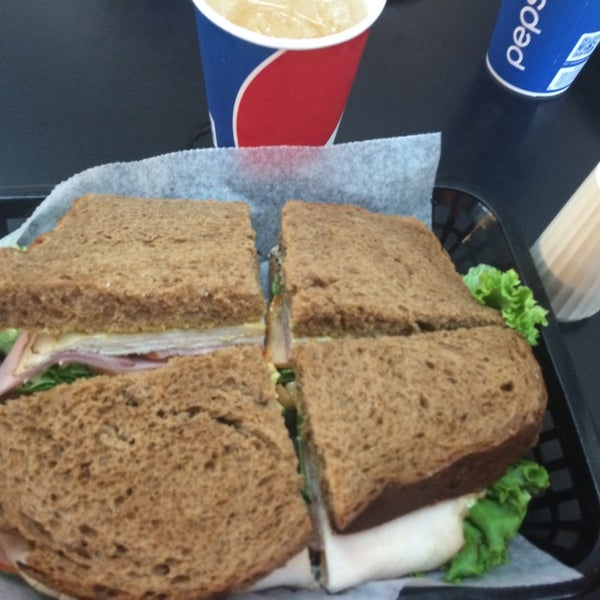Photo taken at Big G's Deli by Jake G. on 8/27/2014