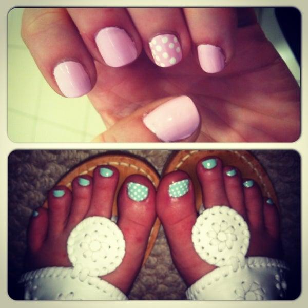 Polished nail bar nail salon in foxcroft for 8 the salon southpark charlotte nc