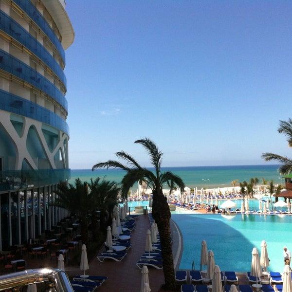4/9/2013 tarihinde Sevda O.ziyaretçi tarafından Vikingen Infinity Resort Hotel & Spa'de çekilen fotoğraf