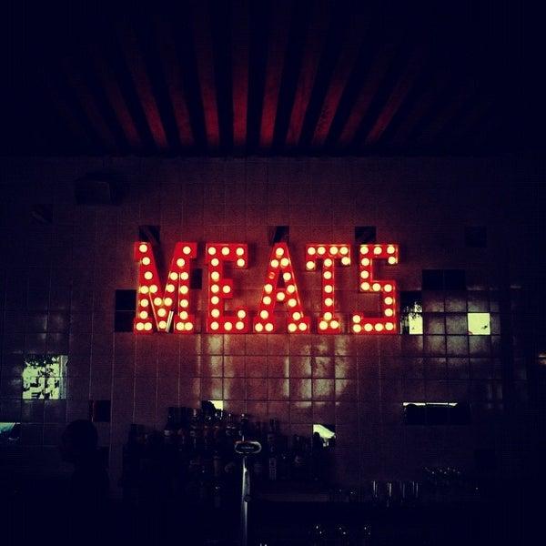 Foto tirada no(a) Meats por Henrique S. em 12/5/2012