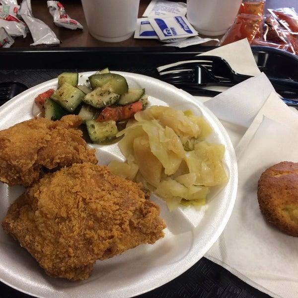Photo taken at Nana's Soul Food Kitchen by Sheila D. on 11/4/2013