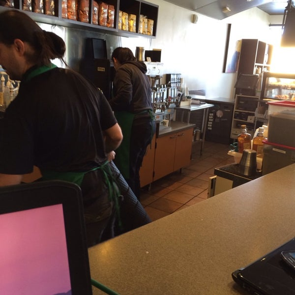Photo taken at Starbucks by Brian W. on 3/6/2014