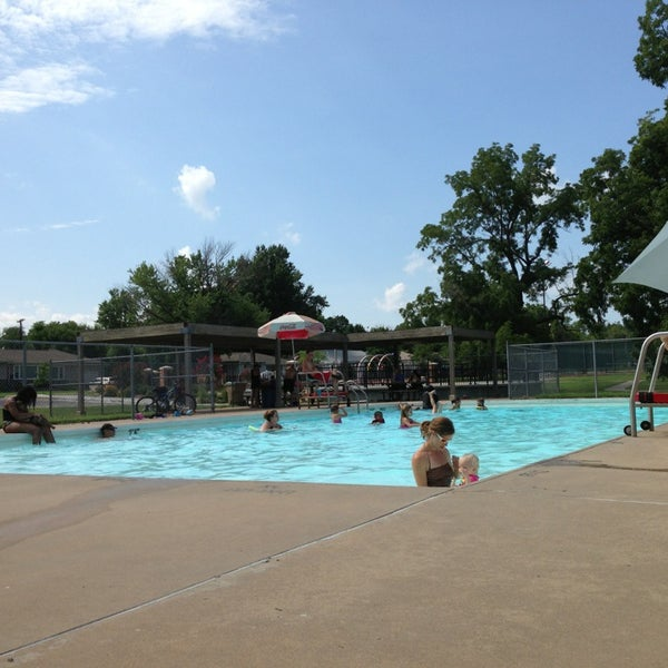 Whiteside Park Pool Pool In Tulsa