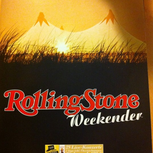 Photo taken at Rolling Stone Weekender by Daniel D. on 11/17/2012