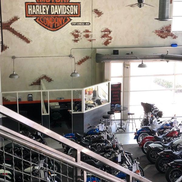 Photo taken at Orange County Harley-Davidson by Allin_8 on 3/18/2018