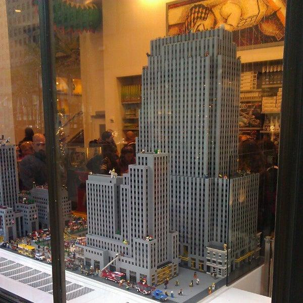 Photos at The LEGO Store - Rockefeller Center - 620 5th Ave
