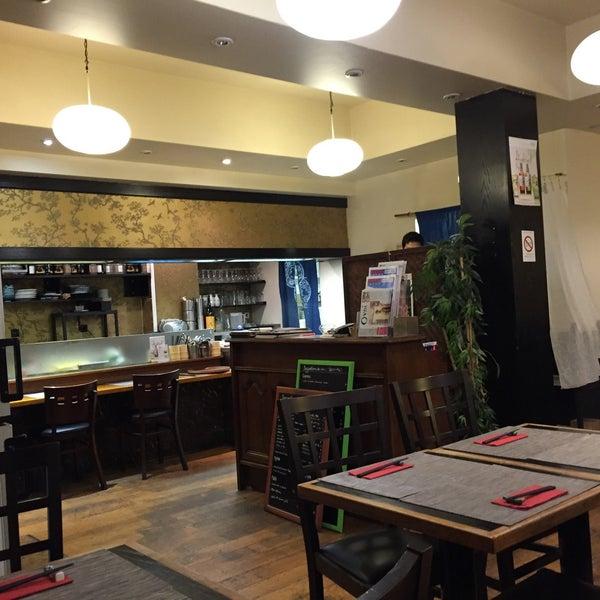 Zenzan restaurant japonais paris for Restaurant japonais cuisine devant vous paris