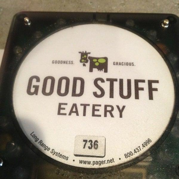 Das Foto wurde bei Good Stuff Eatery von @jfonsecamiami am 2/1/2013 aufgenommen