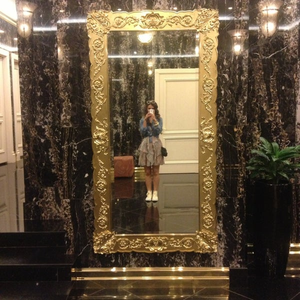 Photo taken at Radisson Royal Hotel by Ekaterina G. on 7/13/2013