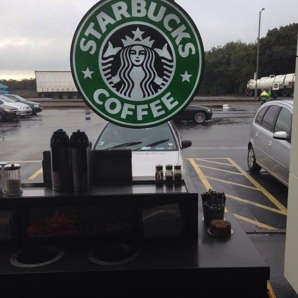 Photo taken at Starbucks by Bernard O. on 10/15/2013