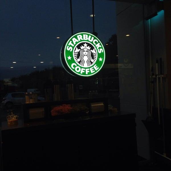 Photo taken at Starbucks by Bernard O. on 10/31/2013