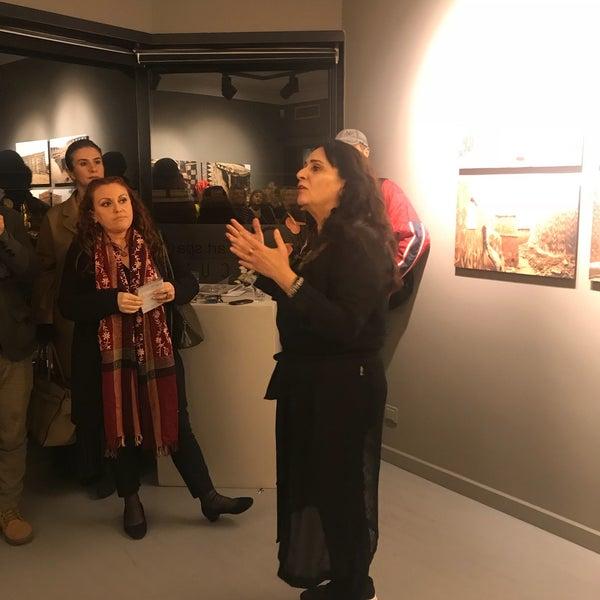 2/6/2018 tarihinde Gülay Ç.ziyaretçi tarafından BLOK ART SPACE'de çekilen fotoğraf