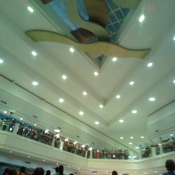 Really admired their new ceiling renovations! Awesome!
