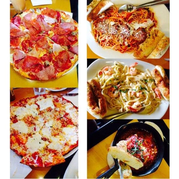 Photo taken at California Pizza Kitchen by Ellaine B. on 6/29/2014
