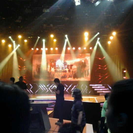Photo taken at Studio 4 RCTI by Evelyn on 11/23/2012