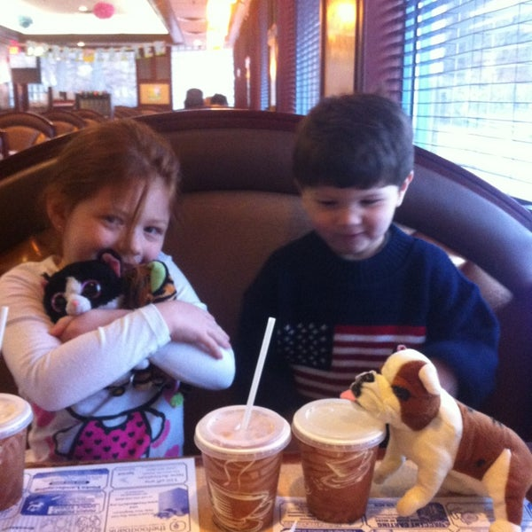 Photo taken at Bull's Head Diner by Britton M. on 4/12/2013