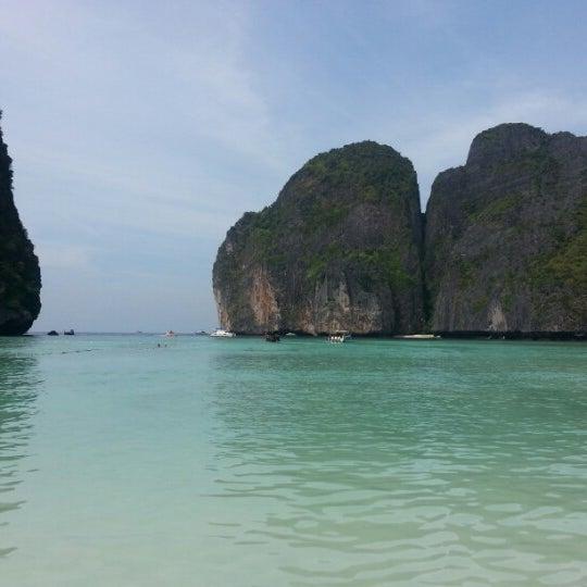 Photo taken at Phi Phi Island by Игорь К. on 1/7/2013