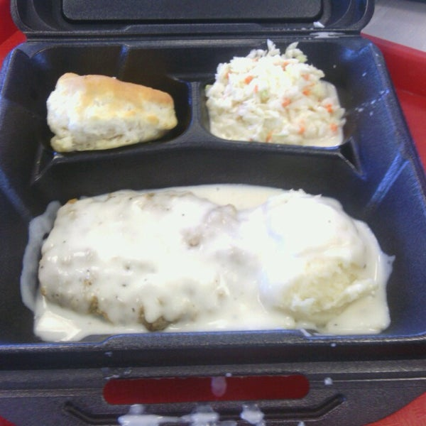 kfc 1.99 chicken fried steak