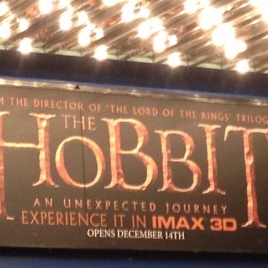 Photo taken at AMC Loews Palisades Center 21 by Angela D. on 12/15/2012