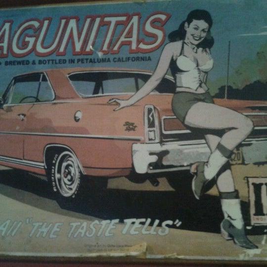 Photo taken at Lagunitas Brewing Company by Jennifer W. on 12/8/2012