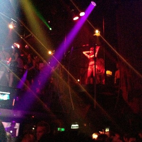 Photo taken at Zouk Club Kuala Lumpur by Fyn S. on 3/1/2013